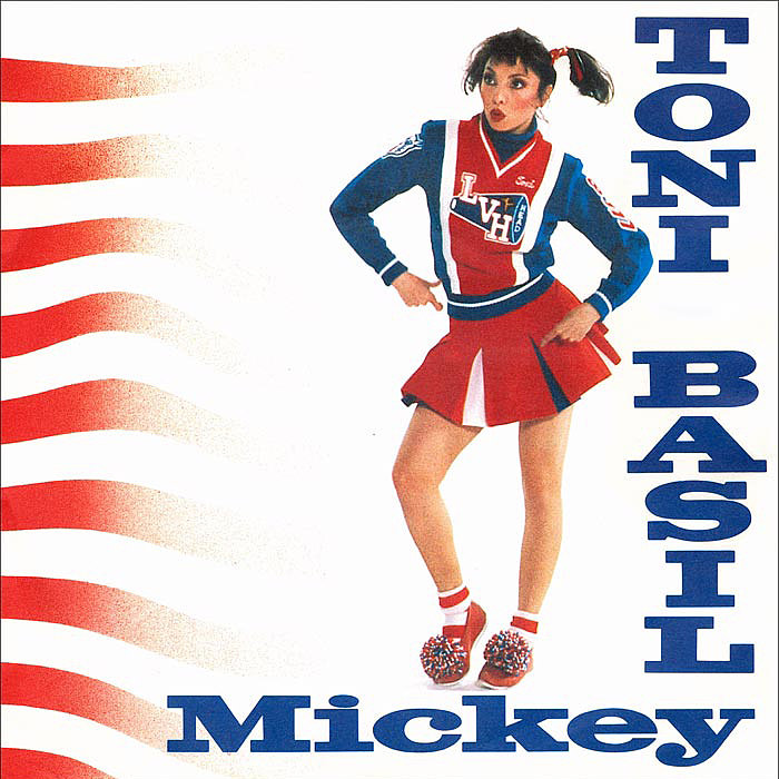 """Mickey"" by Toni Basil"