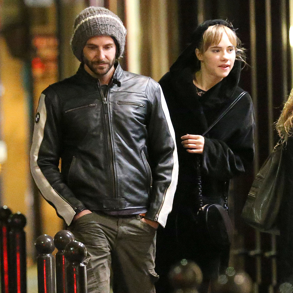 Bradley Cooper Kicks Up His Romance With Suki Waterhouse in Paris