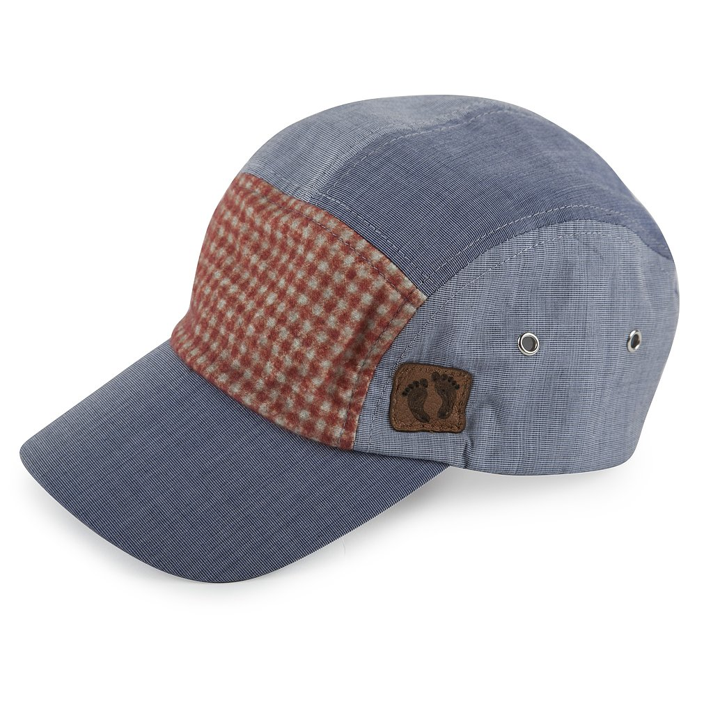 Orange Camper Hat