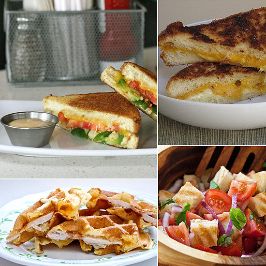 April Is Grilled Cheese Month! 17 Ways to Celebrate With Your Tots