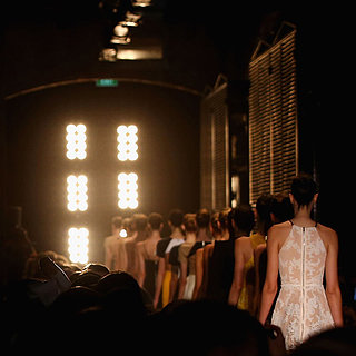 2013 Fashion Week Australia Live Runway Video: JASU
