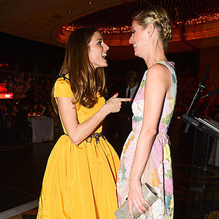 Olivia Palermo and Emmy Rossum at New Yorkers For Children