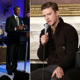 Obama Sings Along to Justin Timberlake During White House Concert
