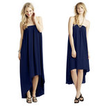twobirds High-Low Gown