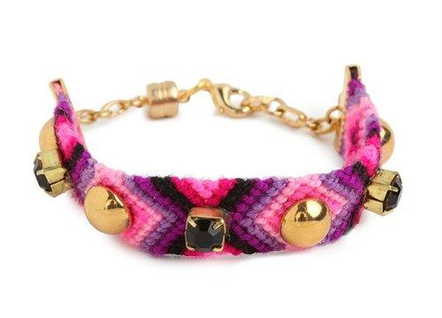 Gypsies and Debutantes Link Freund Bracelet