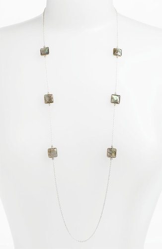 Argento Vivo 'Bauble Bar' Long Station Necklace (Nordstrom Exclusive)