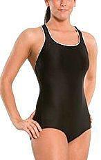 Speedo Aquatic Xtra Life Lycra Plus Size Conservative Ultraback Swimsuit
