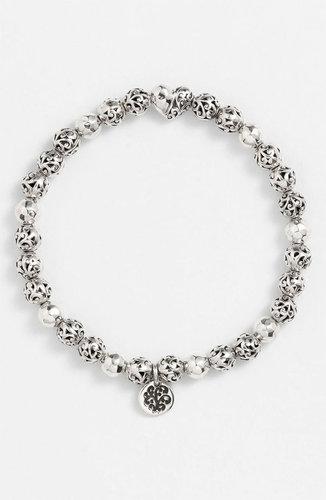 Lois Hill 'Classics' Bead Stretch Bracelet