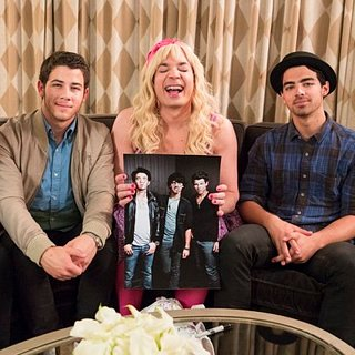 Jimmy Fallon Ew Skit With the Jonas Brothers