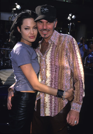 Angelina Jolie and Billy Bob Thorton