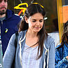 Katie Holmes on Set of New Spike Lee Movie | Photos