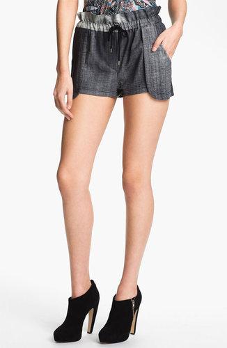 Rebecca Minkoff 'Mika' Leather Shorts