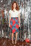 Taylor Tomasi Hill at the Kate Young for Target launch event in New York. Photo: Neil Rasmus/BFAnyc.com