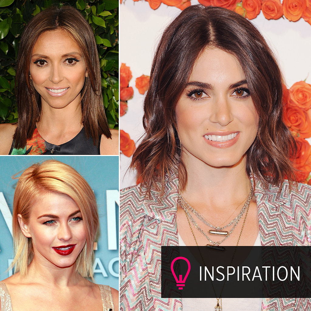 23 Celebrity Lob Looks to Inspire Your Next Haircut