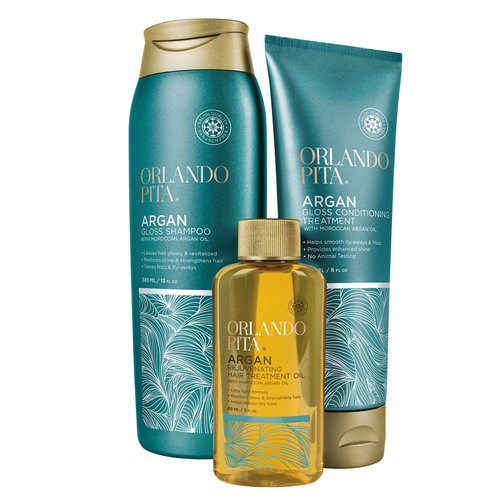 Orlando Pita Argan Hair Care Collection
