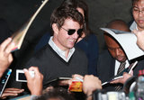 Tom Cruise Photos