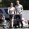 Robert Pattinson and Kristen Stewart's Lunch Date | Video