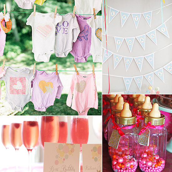 Girl baby shower ideas party favors ideas for Baby shower decoration themes for girls