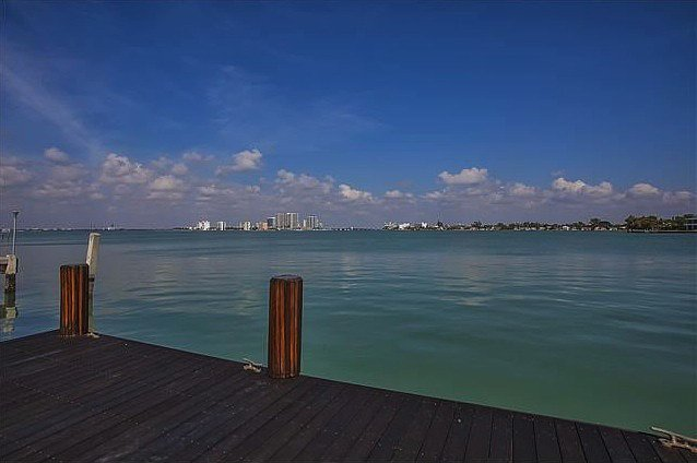 And, of course, what is a Miami pad without a private dock?  Source: Coldwell Banker Real Estate