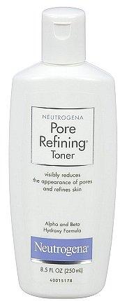 Neutrogena Pore Refining Toner Alpha and Beta Hydroxy Formula