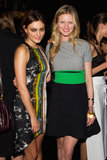 Phoebe Tonkin and Candice Lake