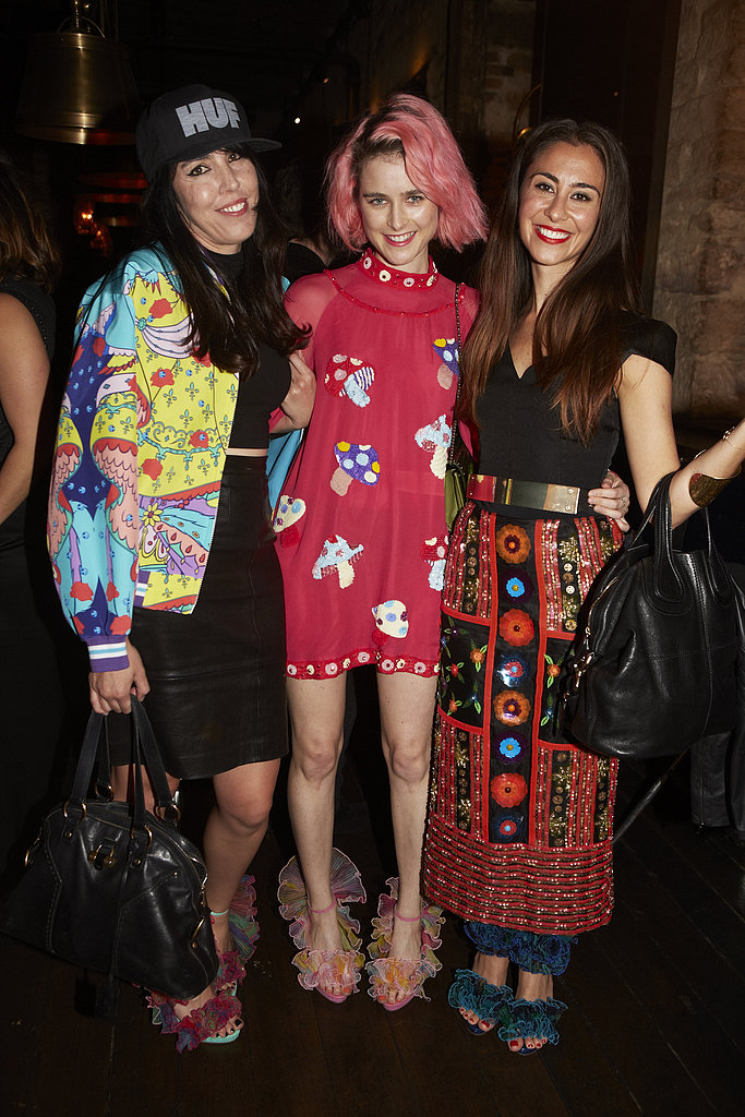 Net-a-Party! See Inside Net-a-Porter's Stylish Fashion Week Soirée