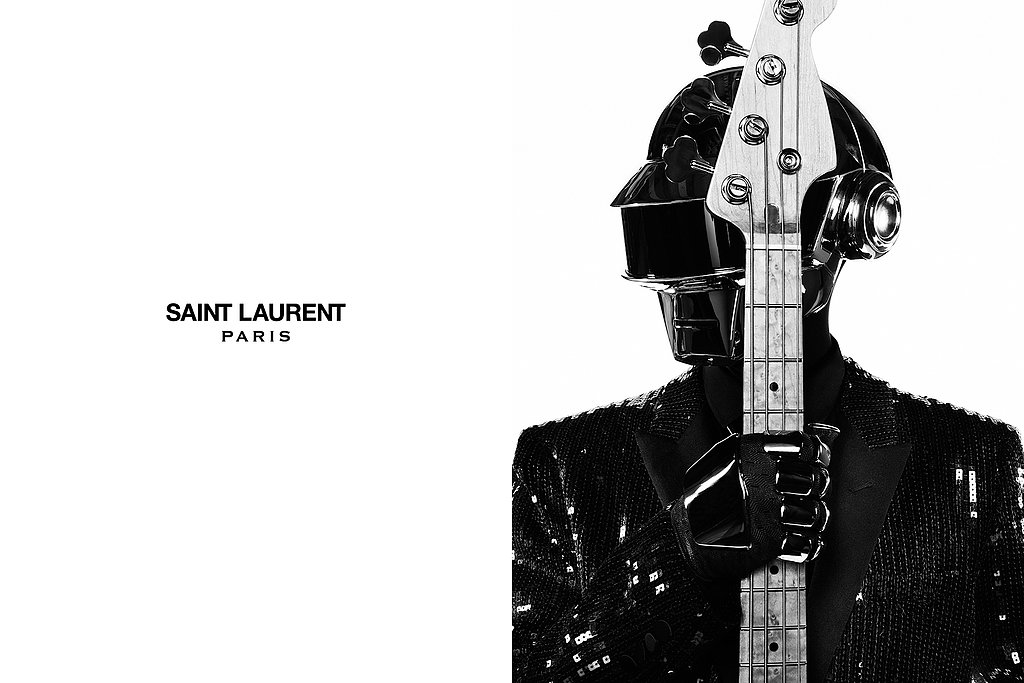 Saint Laurent's Music Project