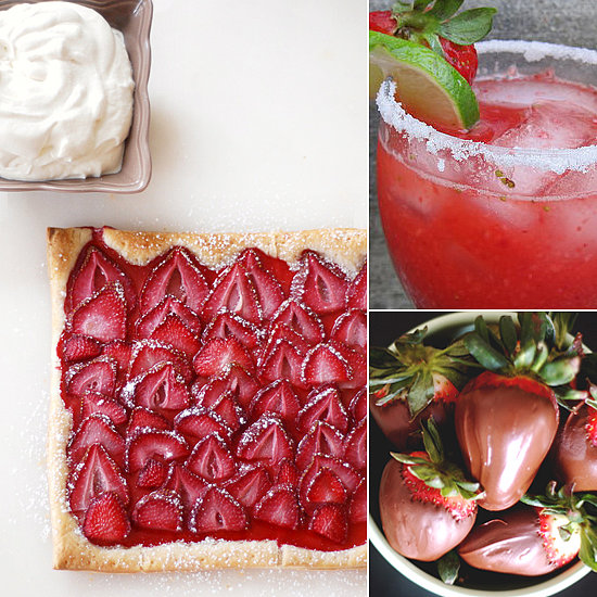 Tasty Strawberry Dishes For a Sweet Spring
