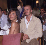 They stuck together at a London event in June 2001.