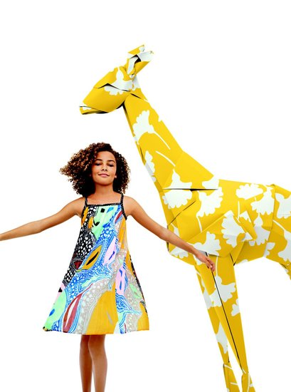 Sneak a Peek at Diane von Furstenberg's New Collection For GapKids and BabyGap Before It Hits Stores!