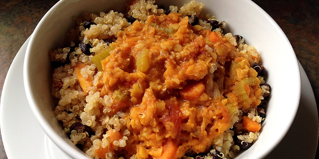 Vegan and Gluten-Free: Cumin-Spiced Lentils With Quinoa