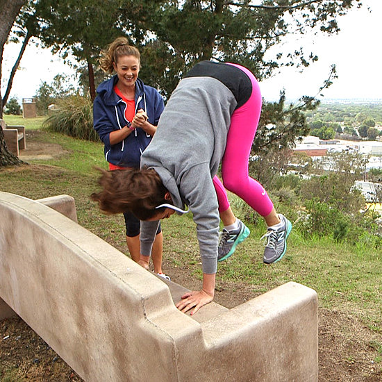 Best Outdoor Bootcamp Moves
