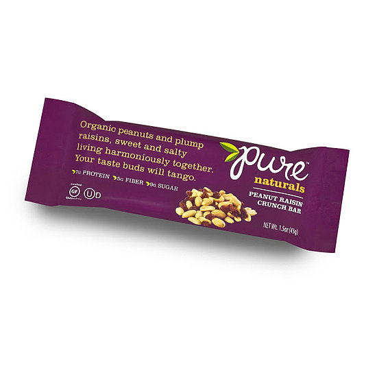 Pure Organic Raw Fruit & Nut Bars