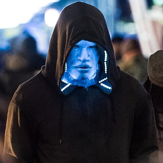 Jamie Foxx as Electro Pictures