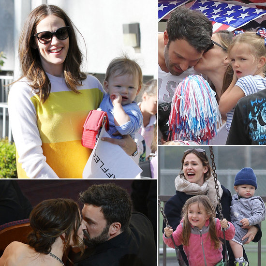 Happy Birthday, Jennifer Garner — See the Sweetest Garner-Affleck Snaps!
