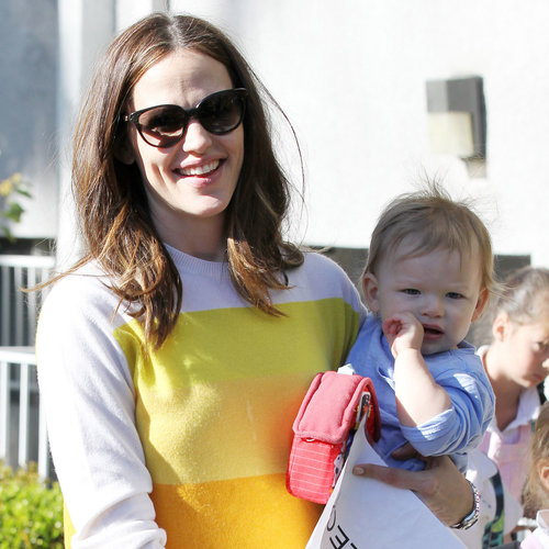 Jennifer Garner and Ben Affleck Family Pictures