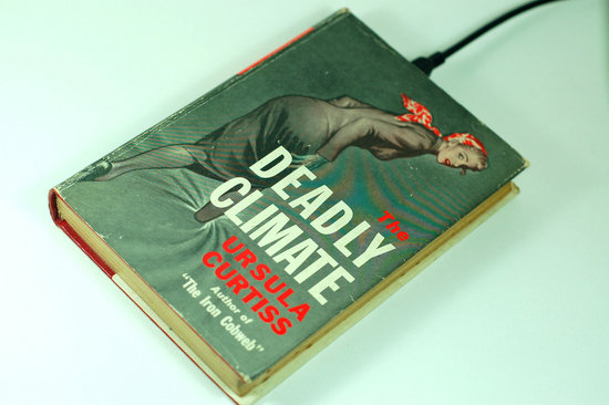 We don't mind making room on our desks for The Deadly Climate ($140).