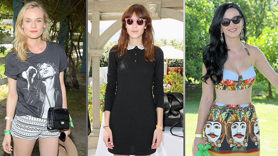 The Best-Dressed Celebs at Coachella