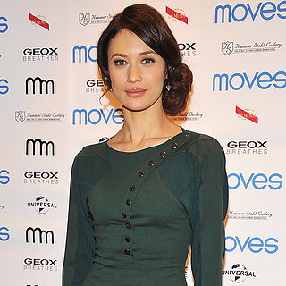 Olga Kurylenko at Moves Magazine Fashion Party | Pictures