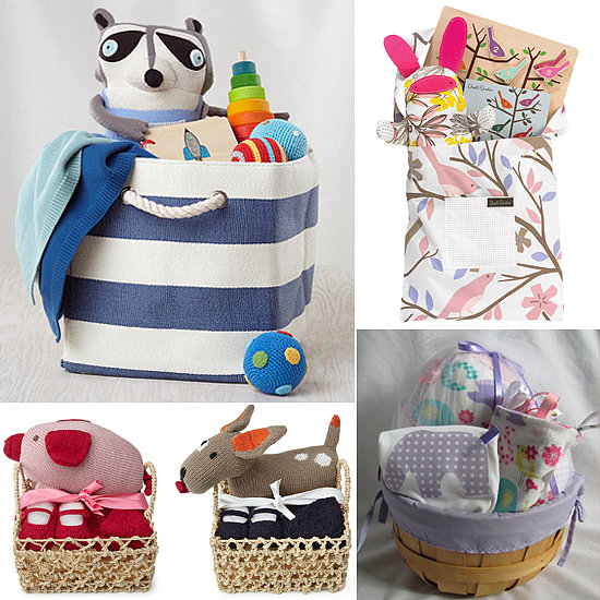 7 Modern Baby Shower Gift Baskets