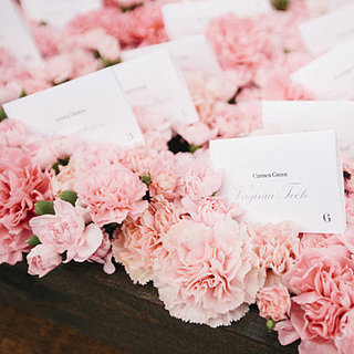Creative Escort-Card Ideas