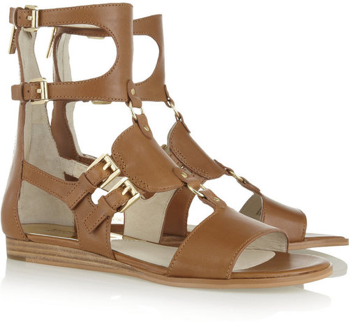 MICHAEL Michael Kors Artemis leather sandals