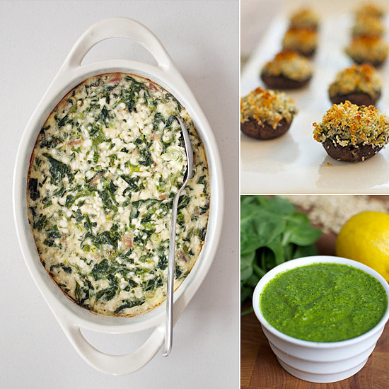 Channel Popeye With These Spinach Recipes