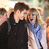 Emma Stone and Andrew Garfield Filming Amazing Spider-Man 2