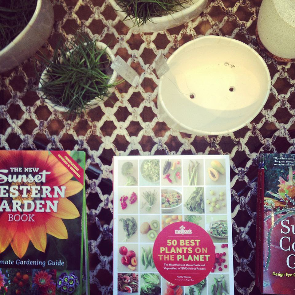 The Gardener has everything you've ever wanted to know about gardening, including the classic New Western Garden Book ($23). We often troll its online store for great gifts.