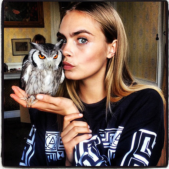 The Sweetest Social Media Snaps From Our British Beauties