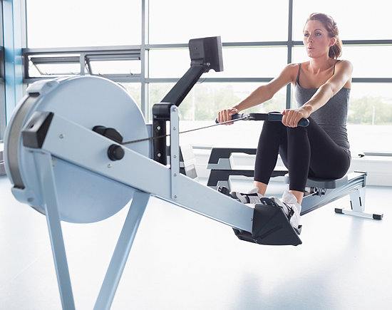 workout rowing machine