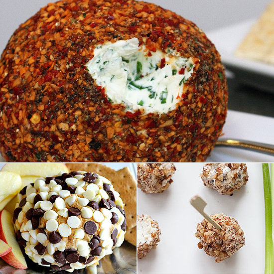Keep on Rollin': 5 Cheese Balls to Try