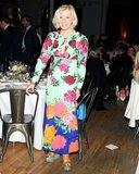 Cindy Sherman wore Marc Jacobs at Art Production Fund's Gala in New York. Source: Billy Farrell/BFAnyc.com