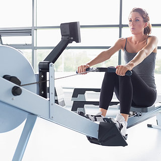 Rowing Machine Interval Workout